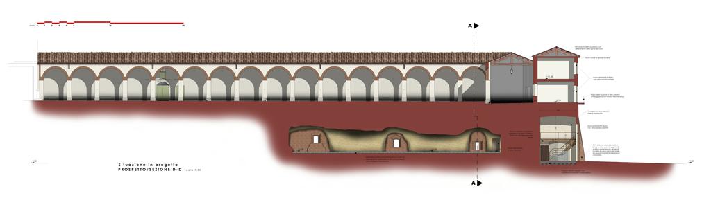Fortezza di Moncalvo A