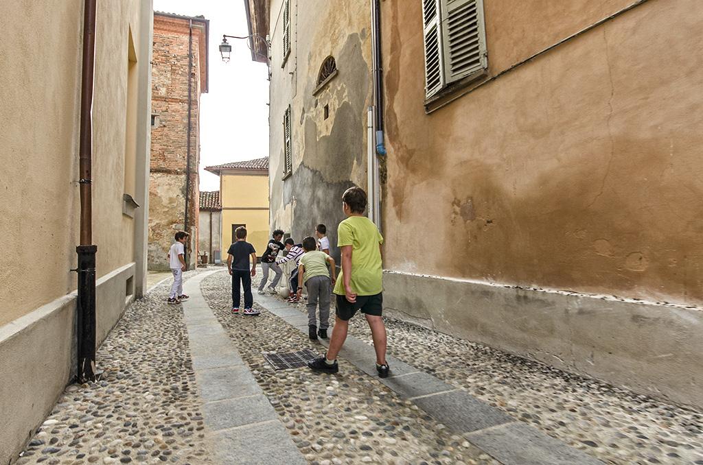 Ricetto medievale, bottega del Grignolino, Portacomaro, papa Francesco