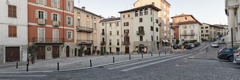 Piazza Mazzini Chieri